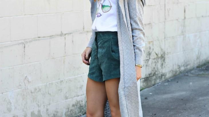 Boho Shorts Outfit