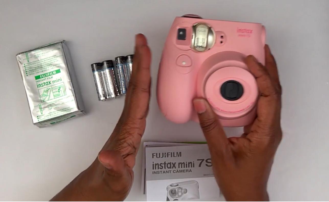 Fuji Instax Camera 2