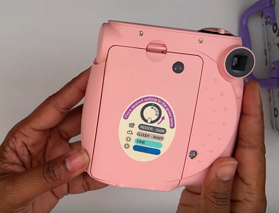 Fuji Instax Camera 3