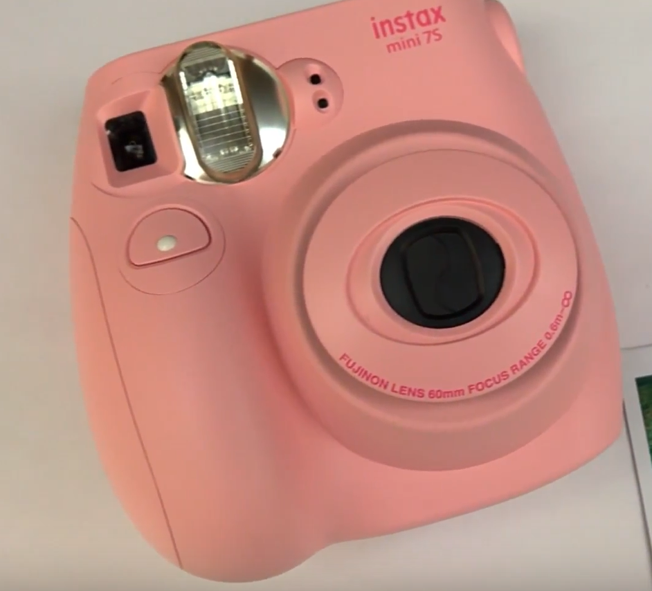 Fuji Instax Camera 4