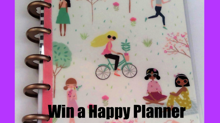 Mini Happy Planner Giveaway