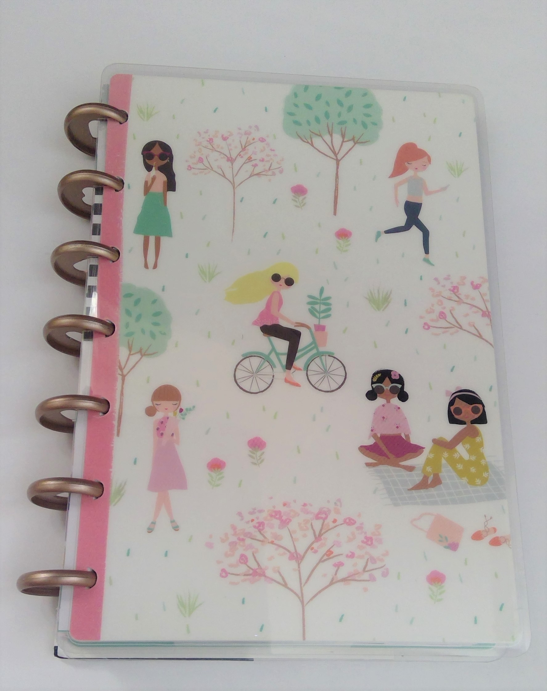 happy planner squad goals mini
